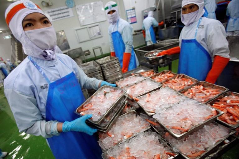 tính toán thể tích thiết kế kho đông lạnh hải sản