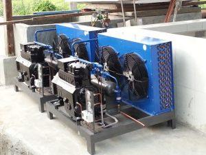 máy nén trong hệ thống lạnh